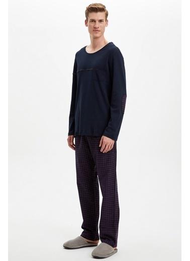 Doremi Pijama Takım Lacivert